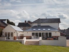 Rear House Extension – Whitchurch Builder