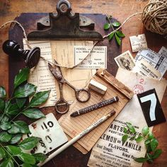 ・ 6.Jan.2016 ・ On my desk... Vintage stationery and plants... ・ ビンテージの文房具と植物... ・ #vintagedisplay #vintagetools #vintagecollection #vintage #styleonmytable #flatlay #knolling #knollography #tv_retro #tv_neatly #tv_stilllife #tv_living #tv_lifestyle #rust #loves_vintage #industrial #loves_vscolifestyle #rusty #ForTheLoveOfLoot #plants #green #stationery #onthetable