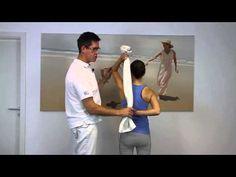 ▶ Dehnung und Gymnastik bei Impingement der Schulter - YouTube