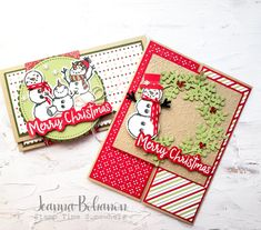 Card Making Inspiration, My Stamp, Have Some Fun, Stampin Up Cards, Your Cards, Snowman, Christmas Cards, Merry, Seasons