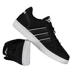 e56d9600f8 Tênis Adidas Hoops Team Preto Somente na FutFanatics você compra agora  Tênis Adidas Hoops Team Preto