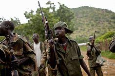 Southern Sudan Border Wars - Peter Muller