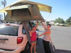 roof top tent!