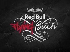 Red Bull Flying Bach logo
