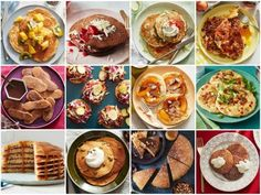 A Whole Year's Worth of Pancake Recipes