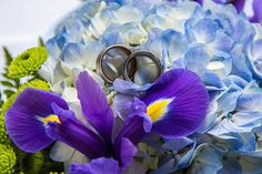 Our flowers and rings Wedding 2015, Our Wedding, Flowers, Rings, Plants, Ring, Jewelry Rings, Plant, Royal Icing Flowers