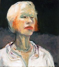paintings-self-portraits | Marcelle Hanselaar - Artist Painter & Printmaker