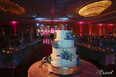 Baltimore Marriott Waterfront Hotel's Grand Ballroom- Photo by Freed Photography http://www.freedphoto.com/