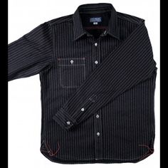 Iron Heart's Wabash Work Shirt