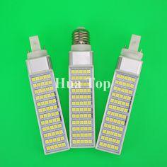 13 W LED Maïs Ampoule Lampe Bombillas Lumière SMD 5050 Spotlight 180 Degrés Horizontal Plug Lumière Wam Blanc Froid