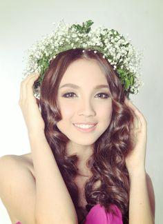 Headpieces don't have to be expensive!