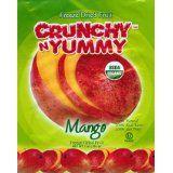 Crunchy N Yummy Organic Freeze Dried Fruit Mango (Pack of 6) (Misc.)By Crunchy N Yummy