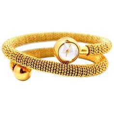 Van Cleef and Arpels 18K Watch Bracelet