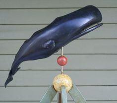 Sperm Whale by 50littlebirds on Etsy