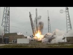 WSJ: SpaceX's Falcon 9/Dragon Launches From Cape Canaveral