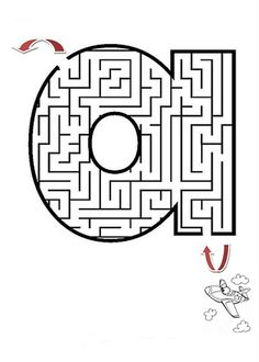 Printable Activities Labyrinths 5