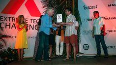 Richard Branson picks Extreme Tech Challenge startup winner