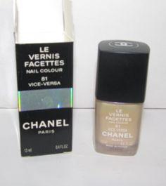 CHANEL - Vice-Versa Nail Polish
