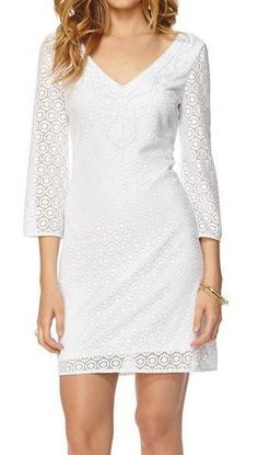 Lilly Pulitzer Alden Lace Tunic Dress