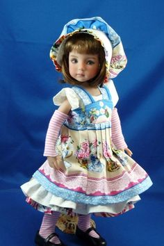 """Grandma's Tea Garden"" by crissie3 on ebay ends 7/10/14. Start bid is $50.00. SOLD for $61.00."