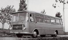 Prototypowy autobus z 1966 Sanya, Vehicles, Buses, Star, Historia, Antique Cars, Car, Busses, Stars