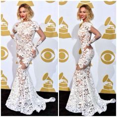 Beyonce - Michael Castello, Grammy 2014