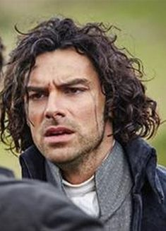 Aidan Turner, convincing as Ross Poldark ~ PBS