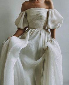 ethereal wedding dress - ethereal wedding dress by leanne marshall Wedding Dress Black, Soft Wedding Dresses, Ethereal Wedding Dress, Wedding Gowns, Boho Wedding, Fashion Wedding Dress, Fashion Dresses, Summer Wedding, Rustic Wedding