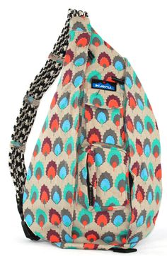 The Kavu Rope Bag Is By Far Most Por