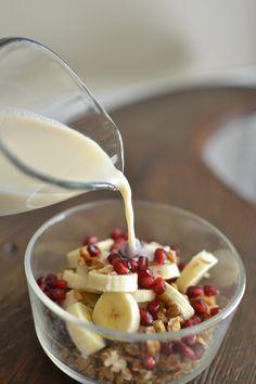 Power Granola by ourneckofthewoods #Breakfast #Healthy