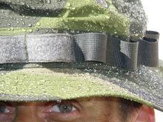 Photoshoot for Boonie Hat NCWR M90 with waterdrops. Hat available here: http://webshop.tacupgear.com