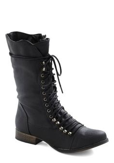 Into the Night Boot, #ModCloth