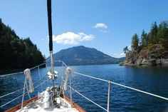 Vancouver Island #sunsail
