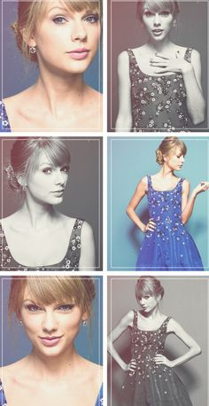 Taylor swift. This is my public confession to being a fan of hers. She's just so girly!