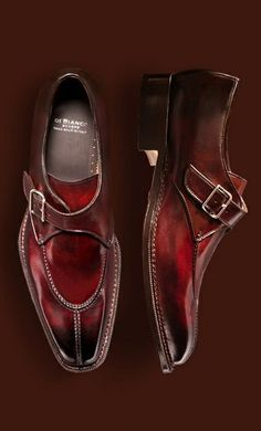 Stylish+Handmade+Men's+Burgundy+Tone+Color+Monk+Strap+Split+Toe+Formal+Leather+Shoes Shoes+Detail Upper:+High+Quality+Leather Inner:+soft+leather Sole:Leather Gender:Male Heel:Leather Totally+Hand+stitched If+you+can't+find+your+Size/Color+just+sen. Toe Shoes, Shoe Boots, Dress Shoes, Shoes Men, Ankle Boots, Sharp Dressed Man, Well Dressed Men, Sunglasses For Your Face Shape, Gentleman Shoes