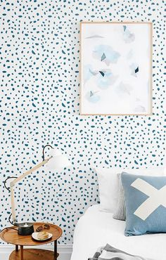 Self adhesive vinyl wallpaper wall decal Cheetah by Betapet