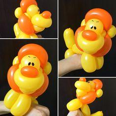 Lion Bracelet #balloonart #バルーンアート                                                                                                                                                                                 More