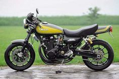 Kawasaki Z 900 Zed Shed