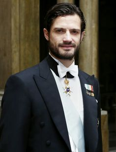 Prince Carl Philip of Sweden❤