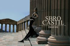 SBRO CASTIL: Perséfone by Sbro Castil, via Behance. #Persephone #archetype #myth #Scorpio