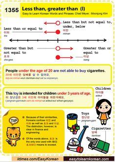 물음표 느낌표 ... 마침표™ 그리고 예향(睿響) Easy to Learn Korean Language 1351 ~ 1360
