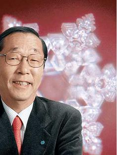 Dr. Emoto...our thoughts effect EVERYTHING..the proof is in the water