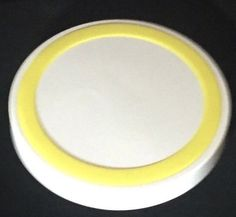 Q5 Wireless Charing Pad White Yellow | eBay