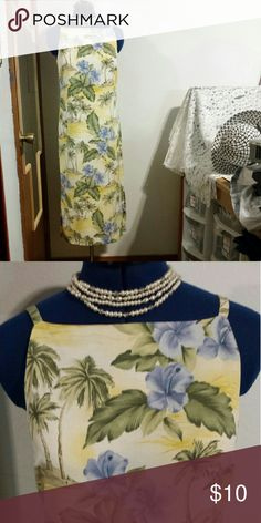 Women's Clothing..🌷Can be Bundled 🌷 GUC. ..light and fully lined..smoke free home Tommy Bahama Dresses Midi