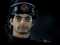 Captain Scarlet and the Mysterons / Nightmare Fuel - TV Tropes Children Of The Revolution, Timeless Series, Thunderbirds Are Go, Tv Tropes, Thing 1, Get Shot, Kids Tv, Classic Tv, Scarlet