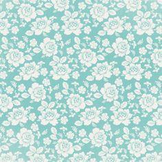 Memories - Flowers x cm Paper Background Design, Background Vintage, Background Patterns, Batik Pattern, Pattern Paper, Photo Album Scrapbooking, Scrapbook Paper, Verde Tiffany, All Silhouettes