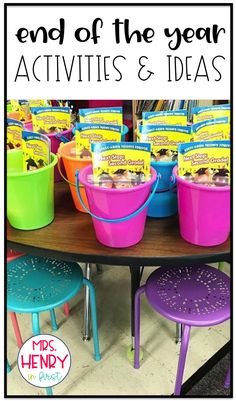 end of year ideas for the primary TEACHER End Of Year Classroom Party Ideas, End Of Year Party, End Of School Year, Classroom Ideas, Kindergarten Graduation Gift, Kindergarten Party, Pre K Graduation, Graduation Ideas, Teacher Gifts From Class
