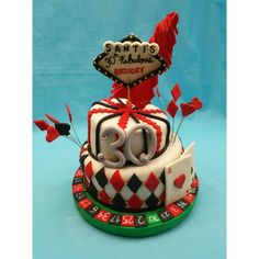 Casinooo  Fabulous VEGAS!!  #TortasPalmira #TortasPersonalizadas Santi cumple 30 y los celebra con @Dulcycandy #DulcesMomentosDulcycandy   Fiestas Temáticas