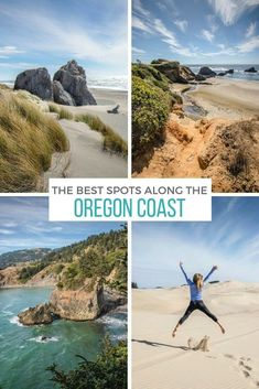 Oregon Coast Roadtrip, Oregon Vacation, Oregon Beaches, Oregon Road Trip, West Coast Road Trip, Oregon Travel, Road Trip Usa, Travel Usa, Usa Roadtrip