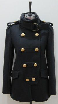 Vivienne Westwood 2012 Anglomania Brigadier coat